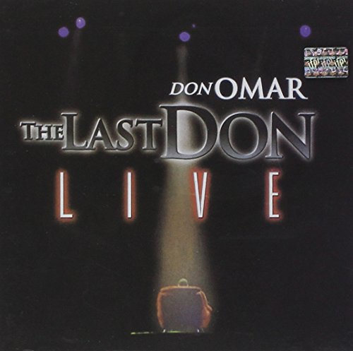 Don Omar - The Last Don: Live - Zortam Music