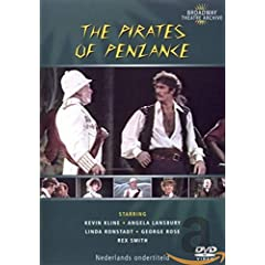Gilbert & Sullivan: The Pirates of Penzance [Region 2]