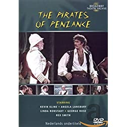 Gilbert & Sullivan: The Pirates of Penzance [Region 2]