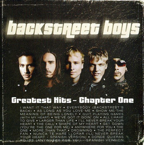 Backstreet Boys - Greatest Hits Chapter One - Zortam Music