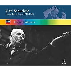 Carl Schuricht - die Decca Aufnahmen 1949-1956