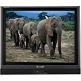"Sharp LC-20S1UB 20"" AQUOS Flat-Panel EDTV-Ready LCD TV (Black)"