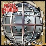 album art by Metal Church