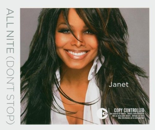 Janet Jackson - All Nite (Don