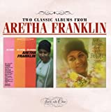 album art to Two Classic Albums From Aretha Franklin: The Tender, the Moving, the Swinging / Soft and Beautiful