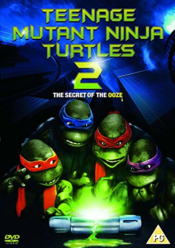 Teenage Mutant Ninja Turtles II: The Secret of the Ooze / Черепашки-Ниндзя 2 (1991)