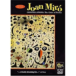Joan Miro - Constellations: Color of Poetry
