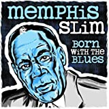 Cubierta del álbum de Born With The Blues