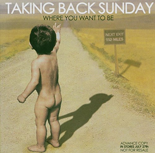 Taking Back Sunday - Where You Want To Be - Zortam Music