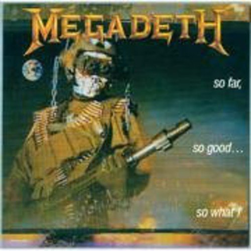 Megadeth - So Far, So Good... So What! - Zortam Music