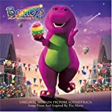 Album cover for Barney's Great Adventure