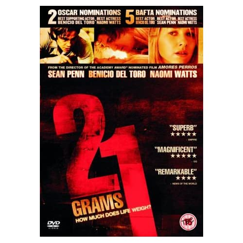 21 Grams [2003] DvDrip [Eng] BugZ preview 0