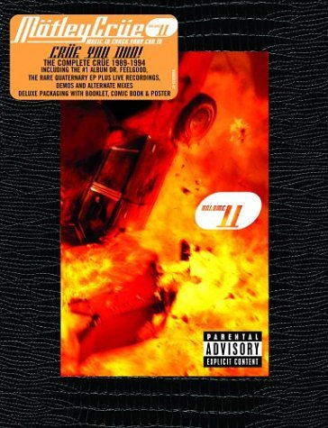 Motley Crue - Music To Crash Your Car To Volume 1 - Zortam Music