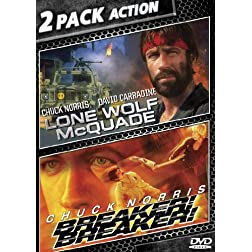 Lone Wolf Mcquade & Breaker Breaker