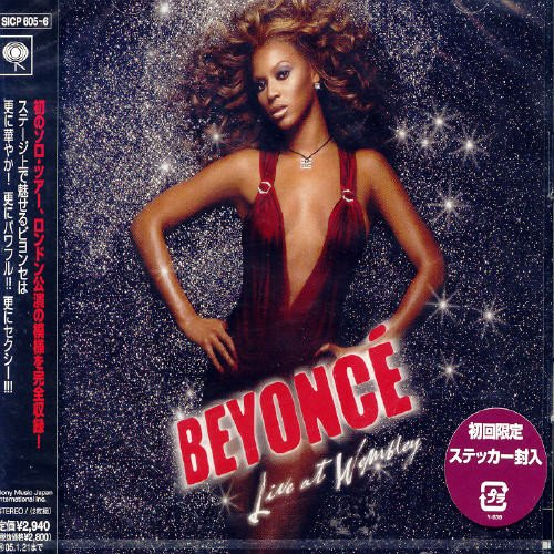 Beyonce - Live at Wembley - Zortam Music