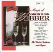 Andrew Lloyd Webber - The Magic of Andrew Lloyd Webber - Zortam Music
