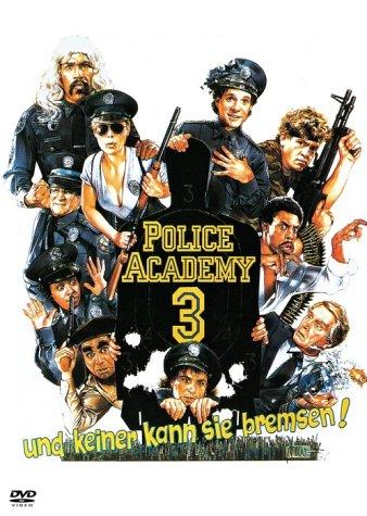Police Academy 3: Back in Training / Полицейская Академия 3: Опять учеба (1986)