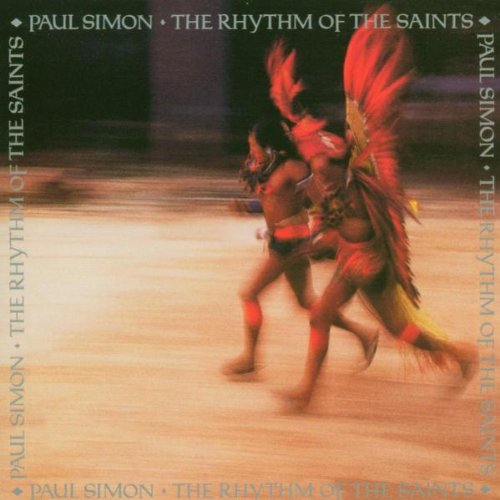 Paul Simon - The Rhythm of the Saints - Zortam Music