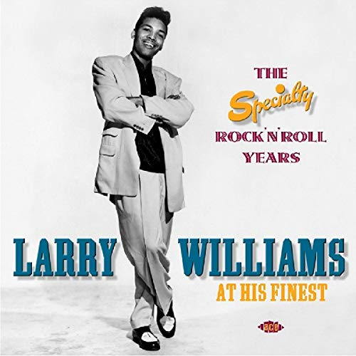 Larry Williams - Yesterday