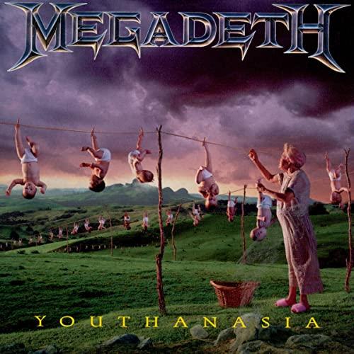 Megadeth - Youthanasia (Reissue) - Zortam Music