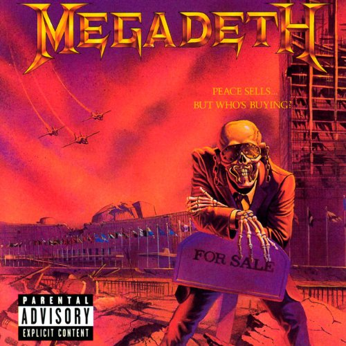 Megadeth - Peace Sells But Who