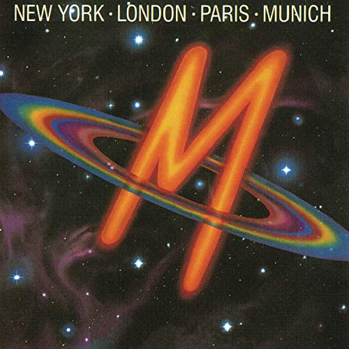 M - New York London Paris  Munich - Zortam Music