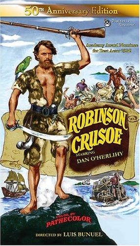 Робинзон Крузо 1954 - профессиональный