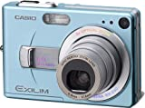 CASIO EXILIM ZOOM EX-Z40 BE ミントブルー