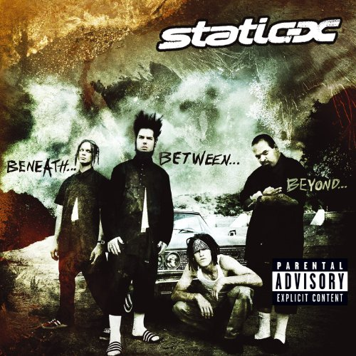 Static-X - Beneath...Between...Beyond... - Zortam Music