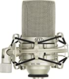 MXL MXL 990 Condenser Microphone with Shockmount