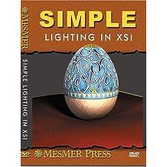 Simple Lighting in Softimage XSI