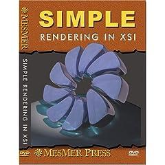 Simple Rendering in Softimage XSI
