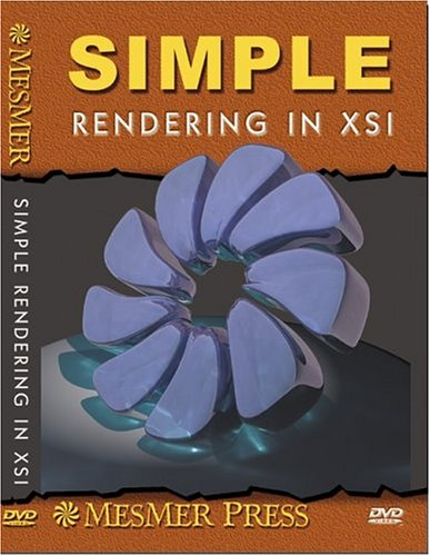 Simple Rendering in Softimage XSI
