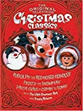 DVD : The Original Television Christmas Classics (Rudolph the Red-Nosed Reindeer / Santa Claus Is Comin' to Town / Frosty the Snowman / Frosty Returns / The Little Drummer Boy) - ThingsYourSoul.com
