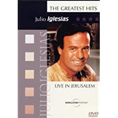 Julio Iglesias: The Greatest Hits - Live in Jerusalem