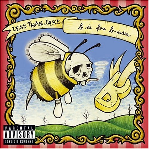Less Than Jake - b is for b sides - Zortam Music