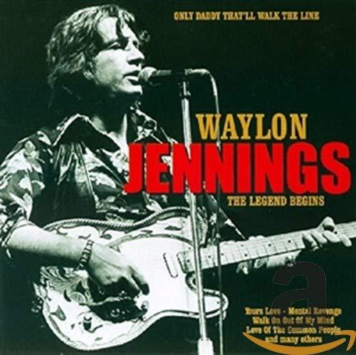 WAYLON JENNINGS - Only Daddy That