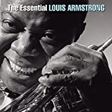 album art by Louis Armstrong