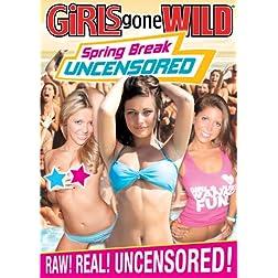 Girls Gone Wild: Spring Break Uncensored