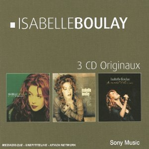 Isabelle Boulay - Coffret 3 CD : Etat d