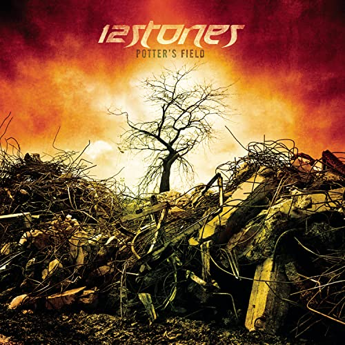 Potter's Field by 12 Stones album cover