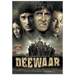 Deewar - Let's Bring Our Hero Home