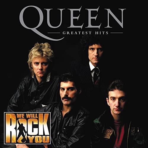 Queen - Greatest Hits: We Will Rock Yo - Zortam Music