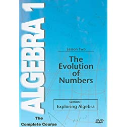 Evoluti of Numbers