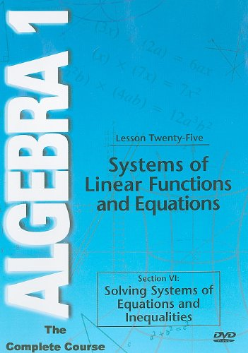 Systems of Linear Functions