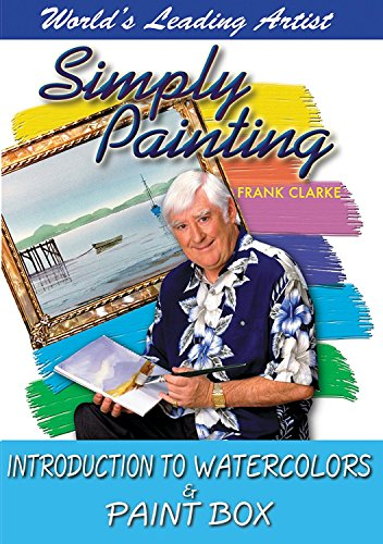 Simply Painting: Introduction to Watercolors & Paint Box
