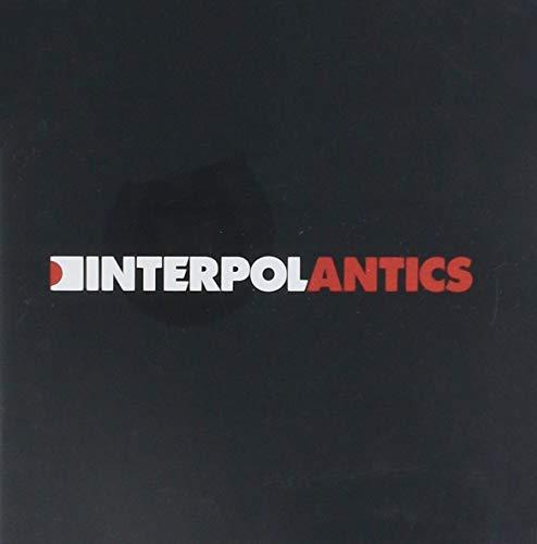 Interpol - Antics - Zortam Music