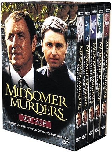 Midsomer Murders - Set Four movie