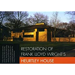 Restoration of Frank Lloyd Wright's Heurtley House