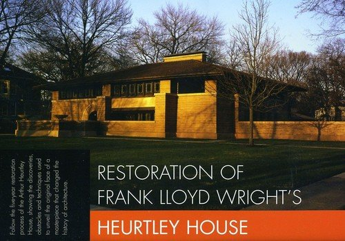 Restoration of Frank Lloyd Wright's Heurtley House
